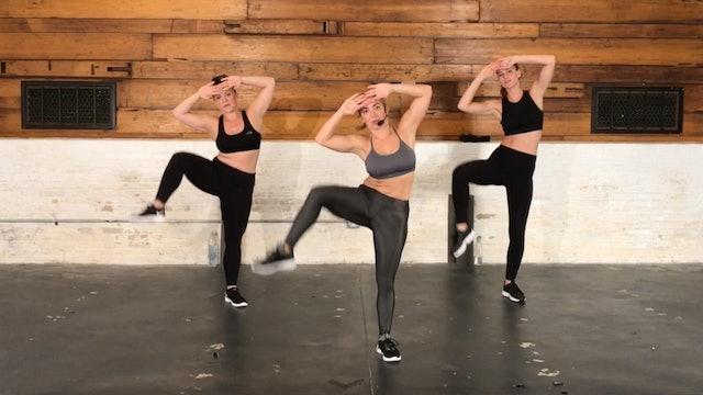 10/23/17 Cardio (Workout 1)