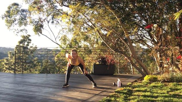 2/19/18 Cardio (Workout 1)