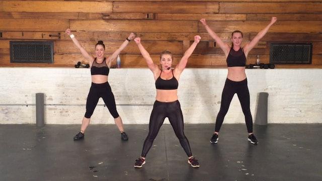 7/3/17 Cardio (Workout 1)
