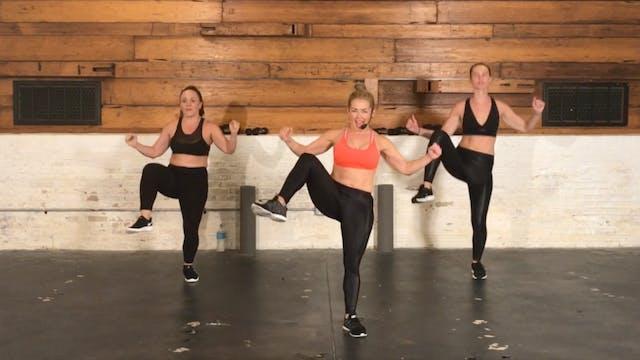 11/20/17 Cardio (Workout 1)