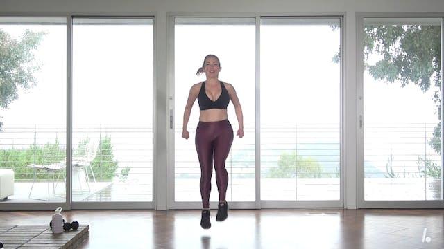 3/26/18 Cardio (Workout 1)