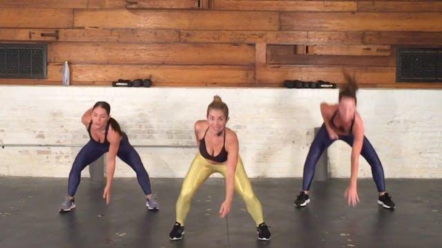 7/31/17 Cardio (Workout 1)