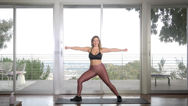 3/11/19 22-min Highline (Standing Abs + Grounded Core)