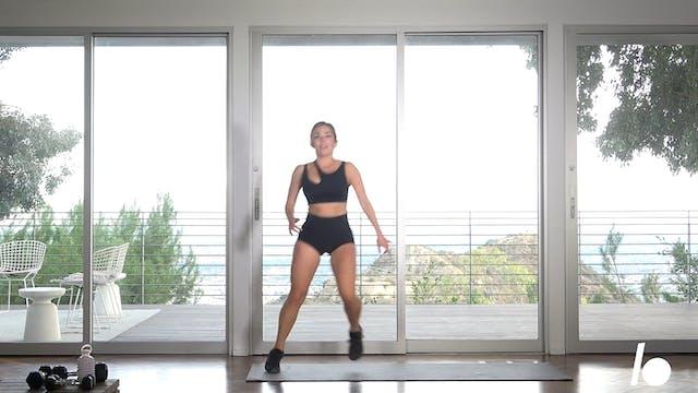 11/5/18 Cardio (Workout 1)