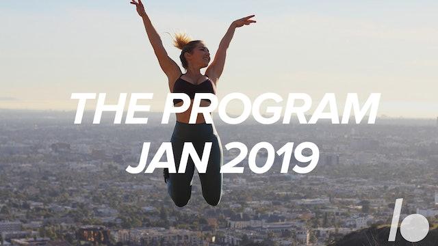 January Program 2019
