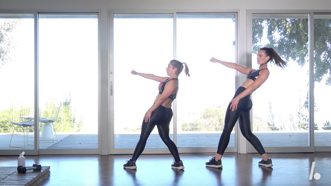 Studio LB: Cardio + Sculpting Workout