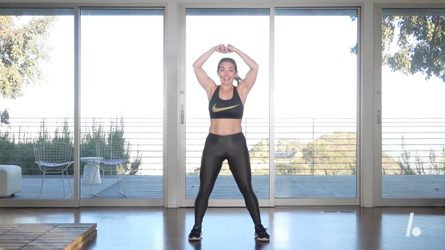Quick Burn: 20-min Standing Abs