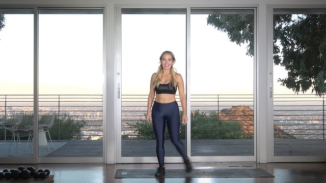 Quick Burn: 12-min Effortless (Weight...