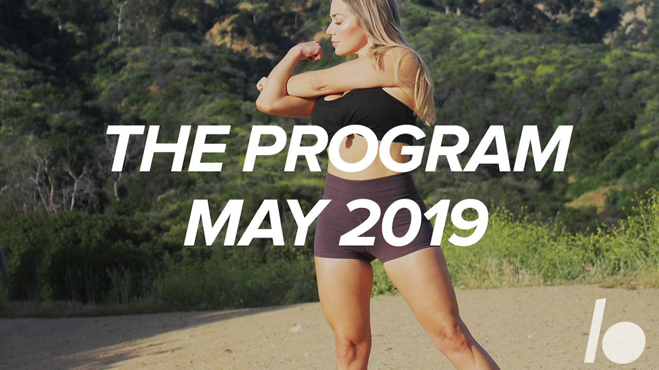 May 2019 The Program