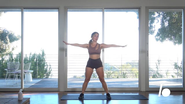 Quick Burn: 22-min Standing Abs