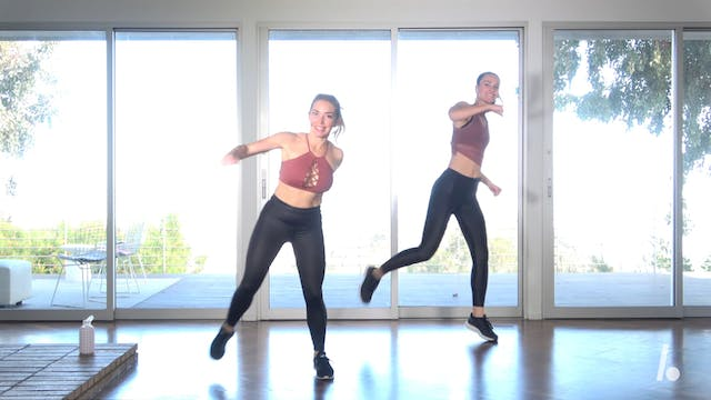 Quick Burn: 10-min Calorie Burning Ca...