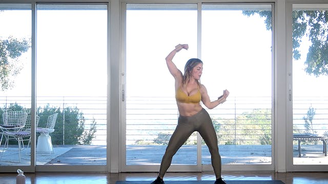 Quick Burn: 28-min Atomic (Cardio Cor...