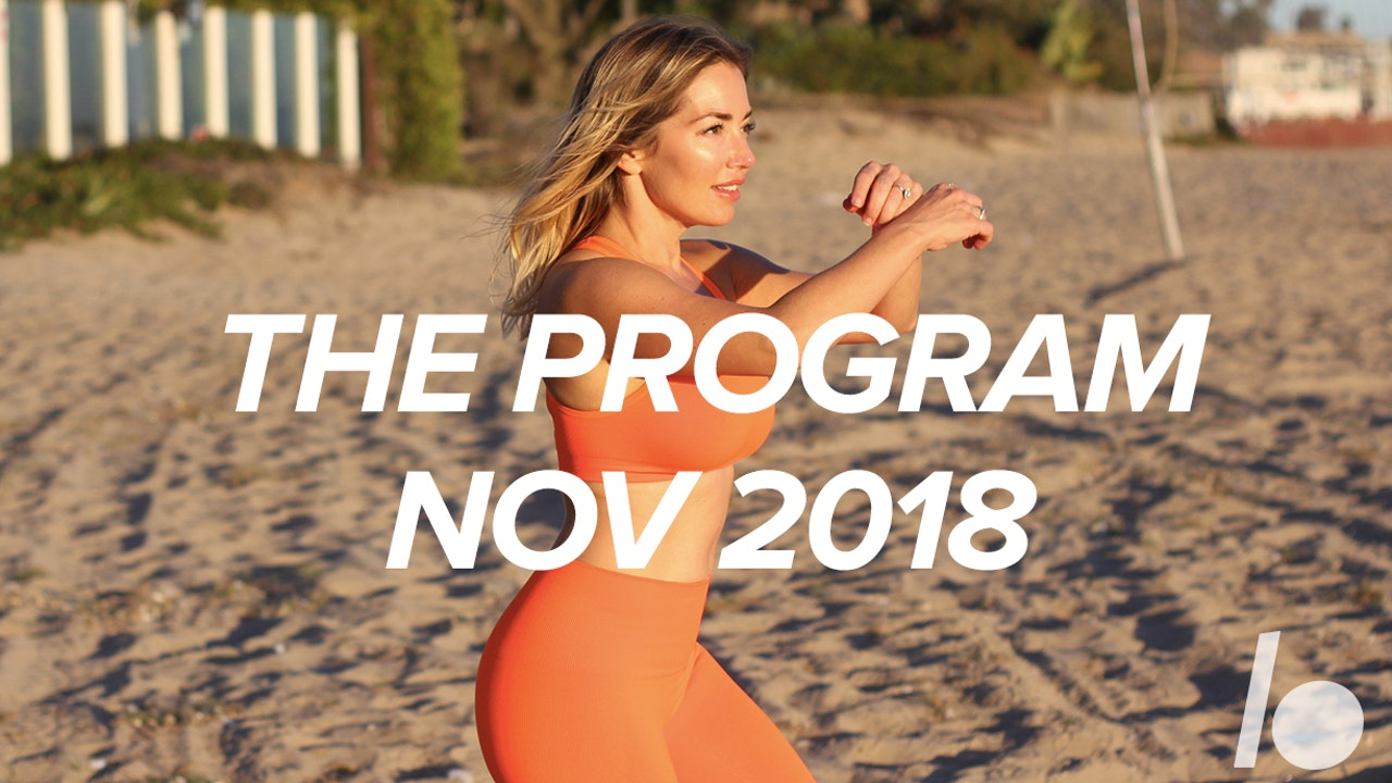 November Program 2018