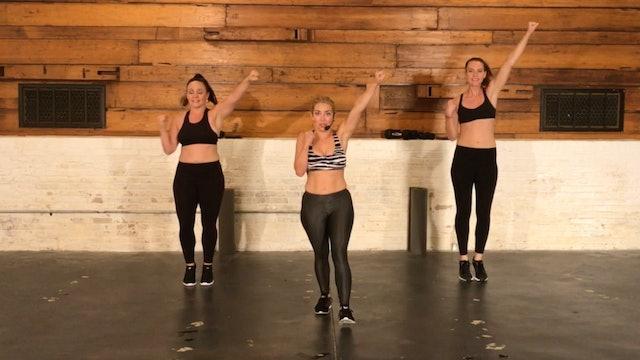 10/2/17 Cardio (Workout 1)