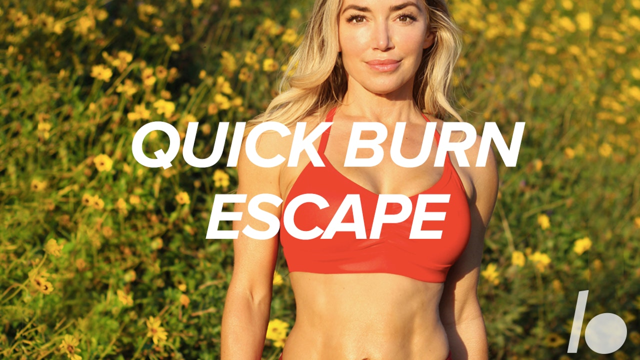 Escape: Quick Burn Program (May 2020)