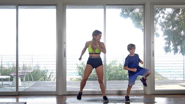 Studio LB Kids Beginner Workout
