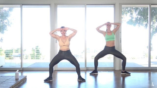 Quick Burn 9-min Total-Body Sculpt