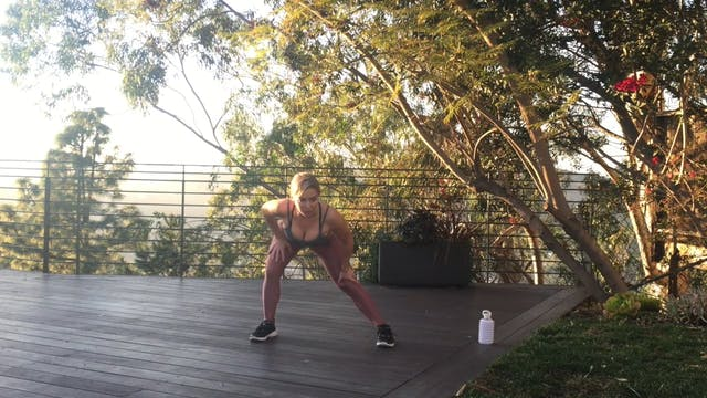 2/5/18 Cardio (Workout 1)