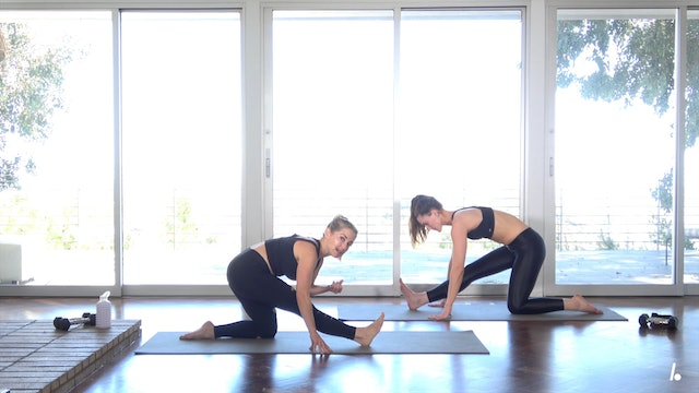 Quick Burn: 13-min Stretch
