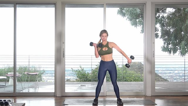 Quick Burn: 28-min Pronto (Cardio + S...