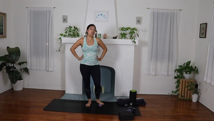 Lauren Ikeda Online Yoga Video