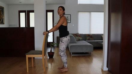 Lauren Ikeda Yoga On Demand Video