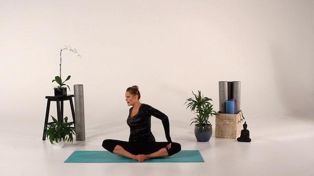 Mod 1 - calming workout