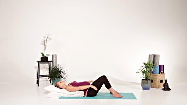 Mod 2 - Trimester 2 - calming workout