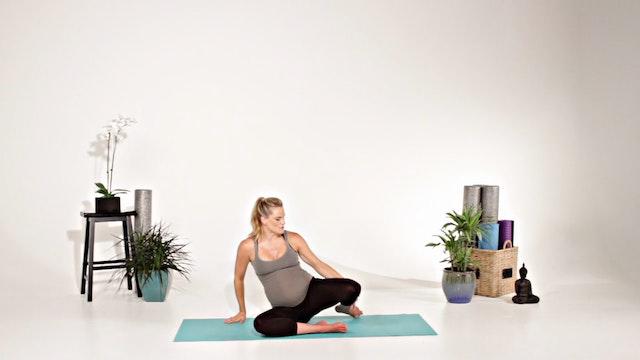 Mod 2 - Trimester 3 - calming workout