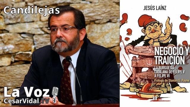 Entrevista a Jesús Laínz - 19/03/21