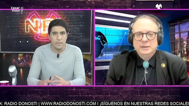 César Vidal explica el Gran Reseteo - 03/12/20