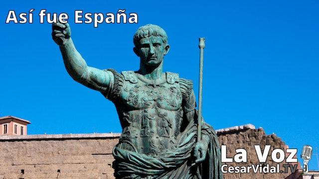 Octavio concluye la conquista de Hispania - 26/04/21