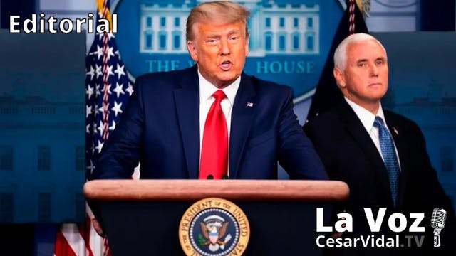 Donald Trump no tira la toalla - 25/1...