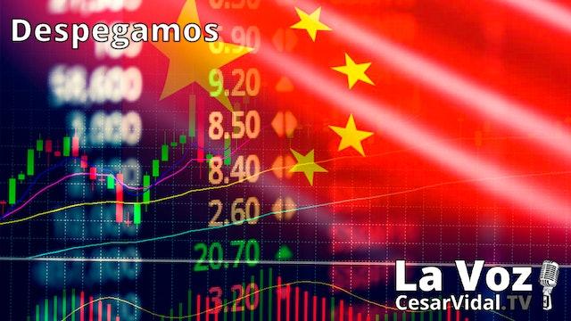 Cártel global, empleo disparado en USA y Occidente culpa a China de Inflación