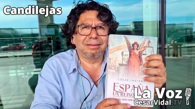 Entrevista a César Indiano: España un reino caído - 24/09/21