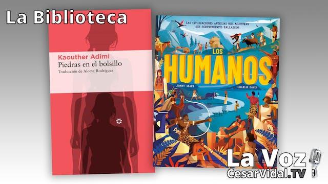 """""""Piedras en el bolsillo"""" y """"Los human..."""