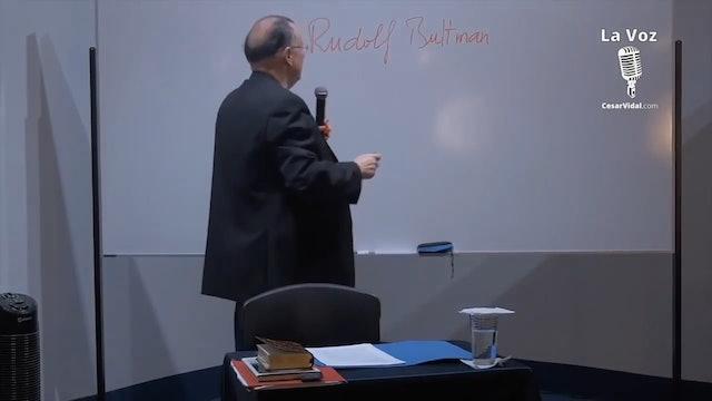 Teología contemporánea: Teología para desp de una g mundial (I) LA NEO-ORTODOXIA