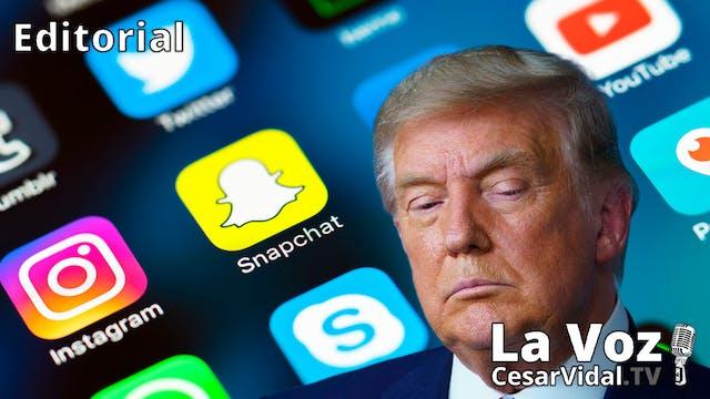 Censura en las redes sociales - 12/01/21