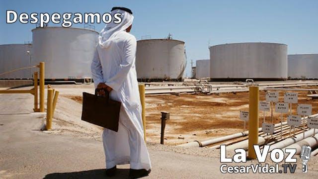 Sube el petróleo y elecciones en Espa...
