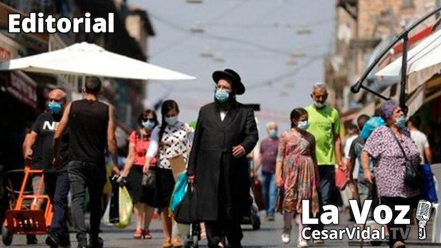El Gobierno de Israel vuelve a las mascarillas - 28/06/21