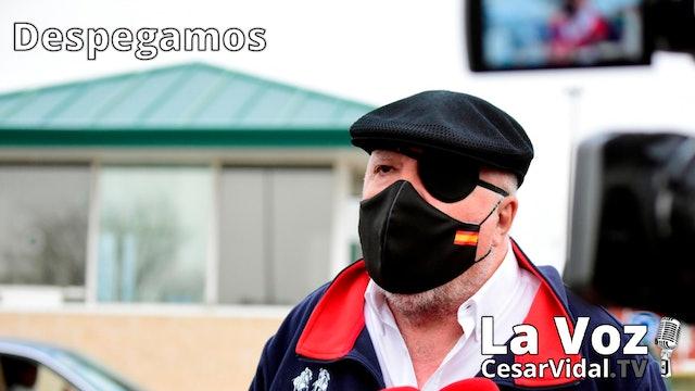Terror en el BOEX por Villarejo y cierre bancario en 2030 - 04/03/21