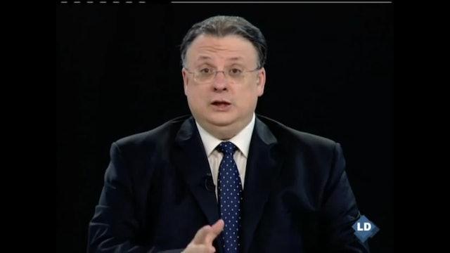El relato de César Vidal martes - 05 07 11