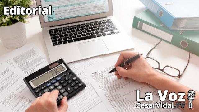 El coste de los modelos ilegales de la Hacienda española - 07/07/21