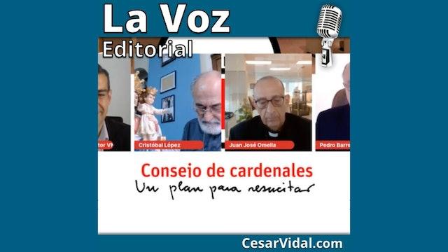 Los cardenales apoyan la agenda globalista - 09/07/20