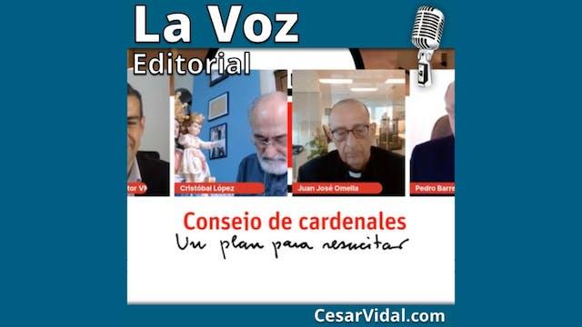 Los cardenales apoyan la agenda globa...