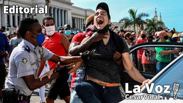 ¿Caerá la dictadura cubana? - 13/07/21