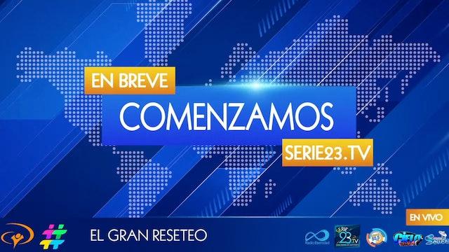 Entrevista: El Gran Reseteo con Dr Cesar Vidal - 06/03/2021