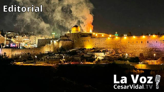¿Qué está pasando en Jerusalén Orient...