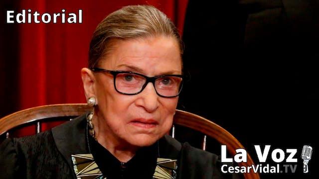 El legado de la juez Ruth Bader Ginsb...