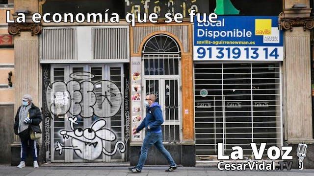 La economía que se fue - 16/02/21